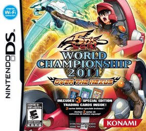 Yu Gi Oh! 5D's World Championship 2011: Over The Nexus