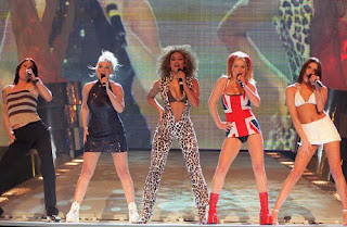 ... das Spice Girls