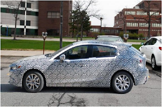 2014 Mazda 3 Review & Release Date