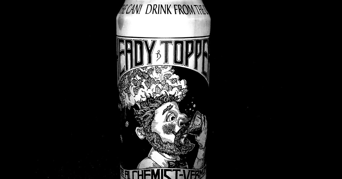 Heady Topper Why Drink From The Can