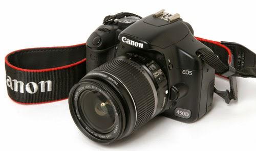 Harga Kamera SLR Canon Termurah dan Terbaru Agustus 2014
