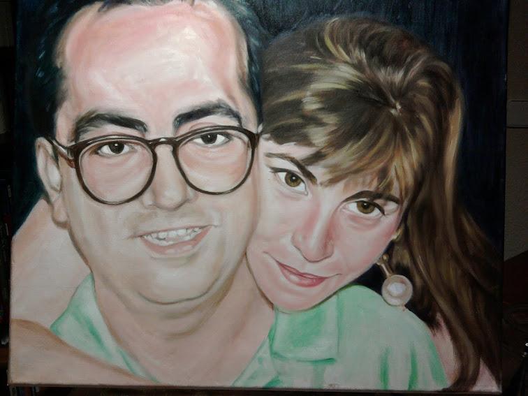 Rafael y Victoria