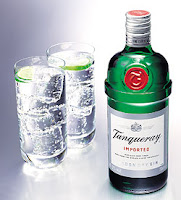 Gin Tanqueray - London Dry