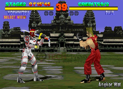 Download Tekken 1 Game For PC Full Version