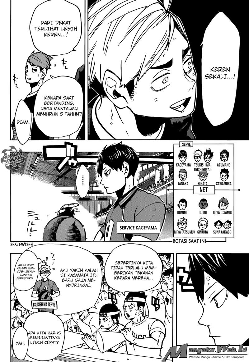 Haikyuu!! Chapter 251-2