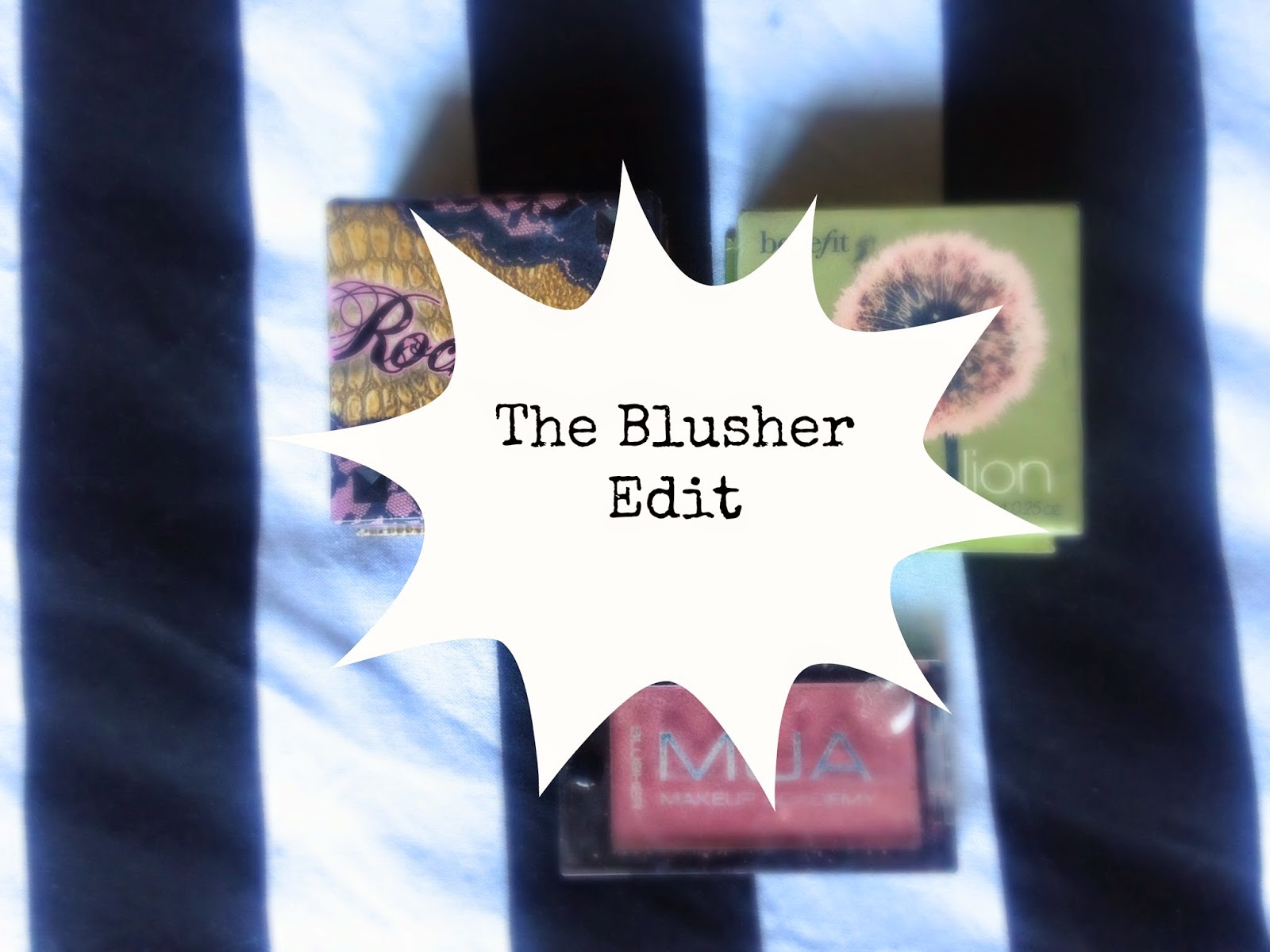 The Blusher Edit