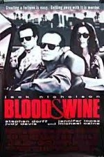 Watch Blood and Wine 1997 Megavideo Movie Online