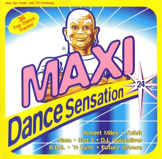 Maxi Dance Sensation vol. 24 (1996)