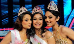 WINNERS OF THE MISS INDIA WORLD CROWN/ MISS INDIA INTERNATIONAL CROWN/ MISS INDIA EARTH CROWN