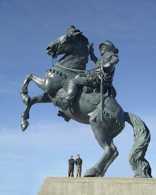 Estatua Juan de Oñate