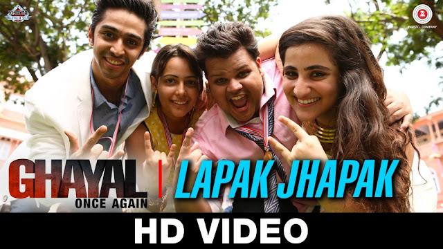 Ghayal-Once-Again-Movie-Lapak-Jhapak-Song