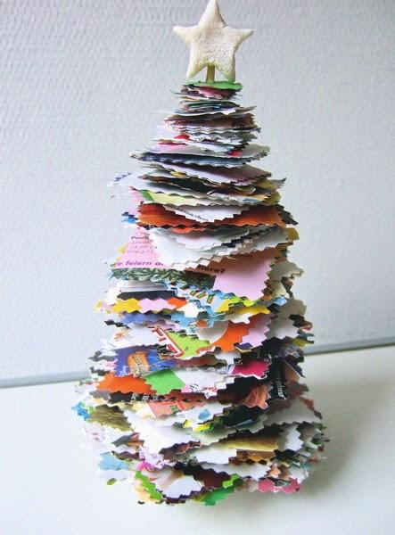 Be pretty by beate diy weihnachtsbaum for Pinterest weihnachtsbaum