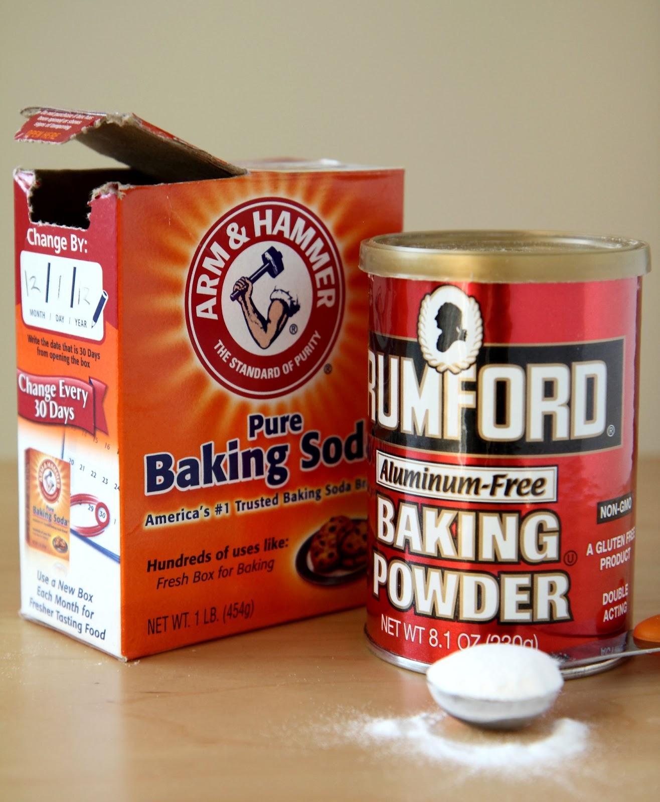 Verschil Baking Soda En Bakpoeder De Bakparade