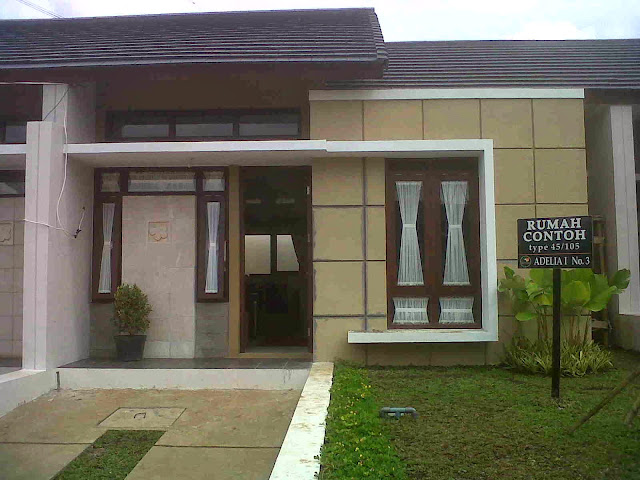 Referensi Rumah Modern Bandung 2014