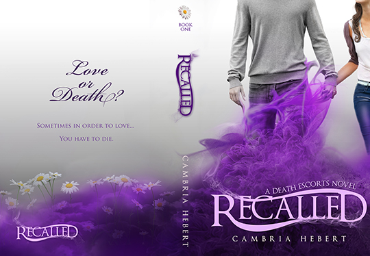 RELEASE DAY BLITZ: Recalled by Cambria Hebert