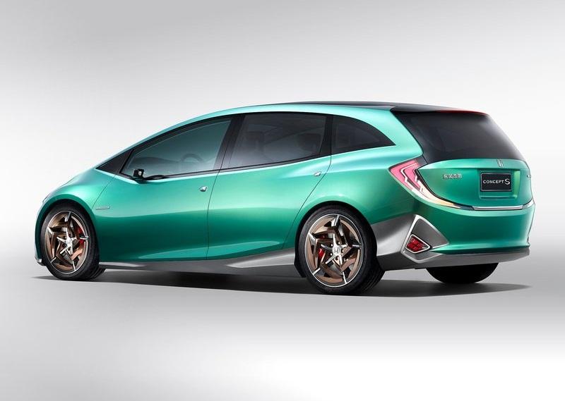 Sport Car Garage Honda S Concept 2012
