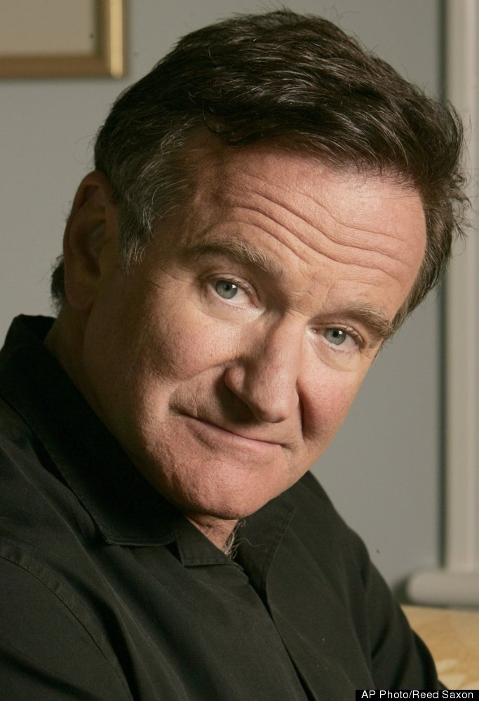 Funny man robin williams wanted nothing to dowith wedded bliss after