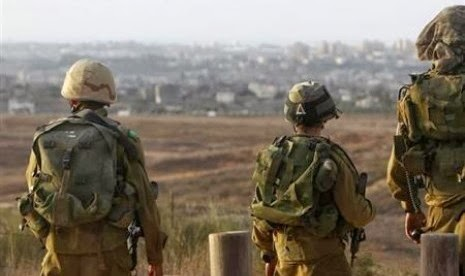 Israel: Gaza Bisa Meledak Sewaktu-waktu