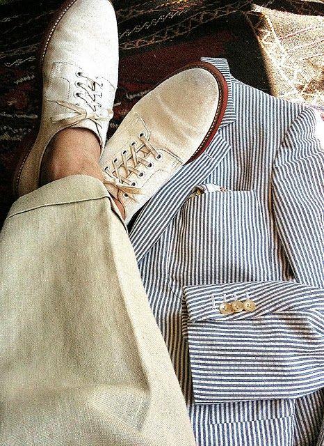 Łączenie tkanin bawełnianych z lnianymi - klasyczna stylistyka casual
