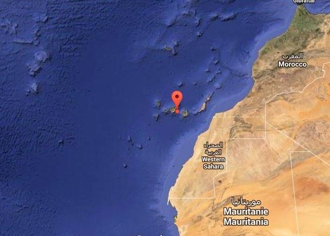 un nuevo terremoto entre gran canaria y tenerife