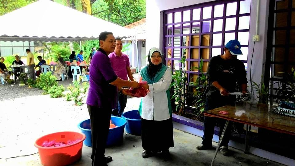 Intervensi Ibadah Qurban Parol Kuala Lumpur, PP Saidun Othman, YAPEM