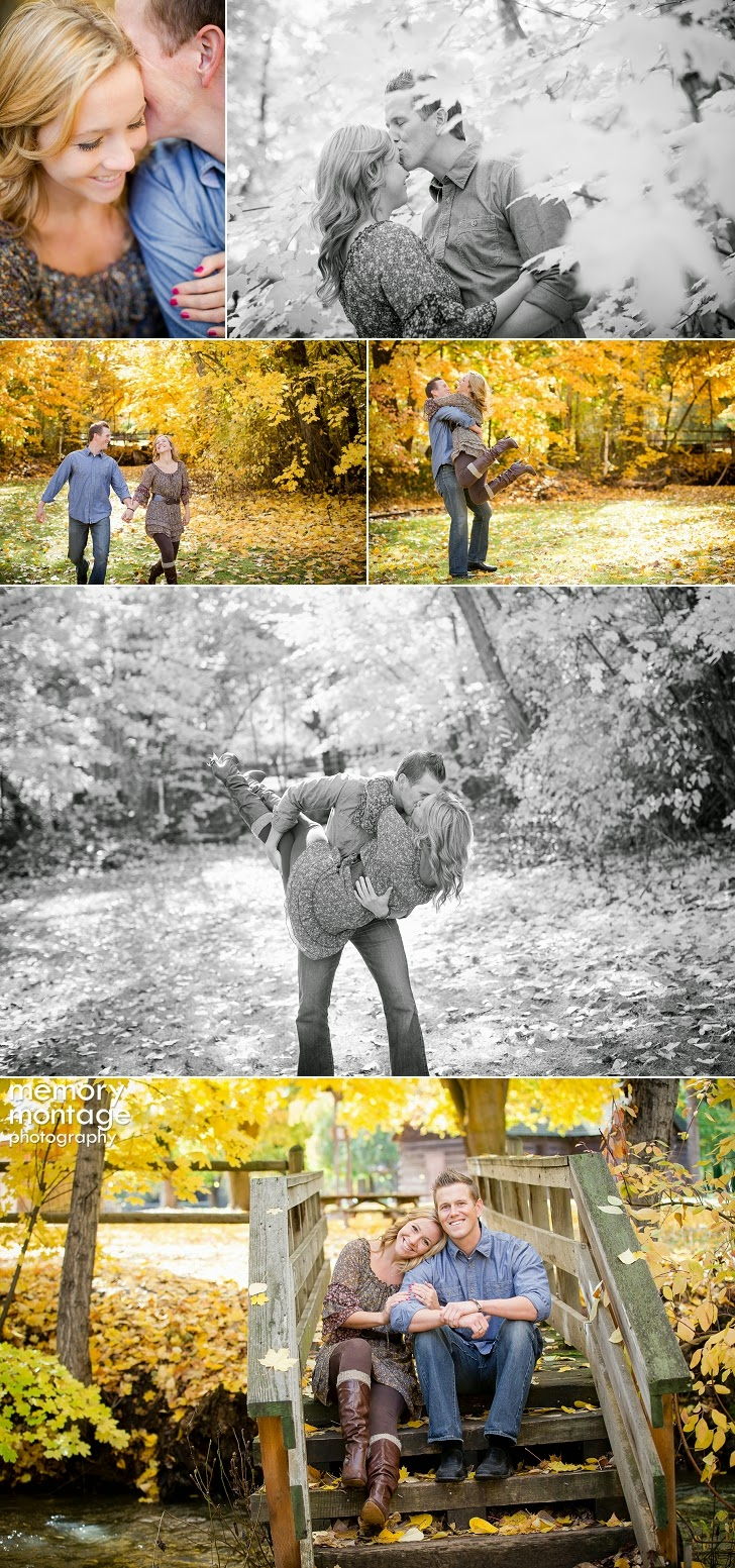 Engagement Session in Yakima, WA - Memory Montage Photography