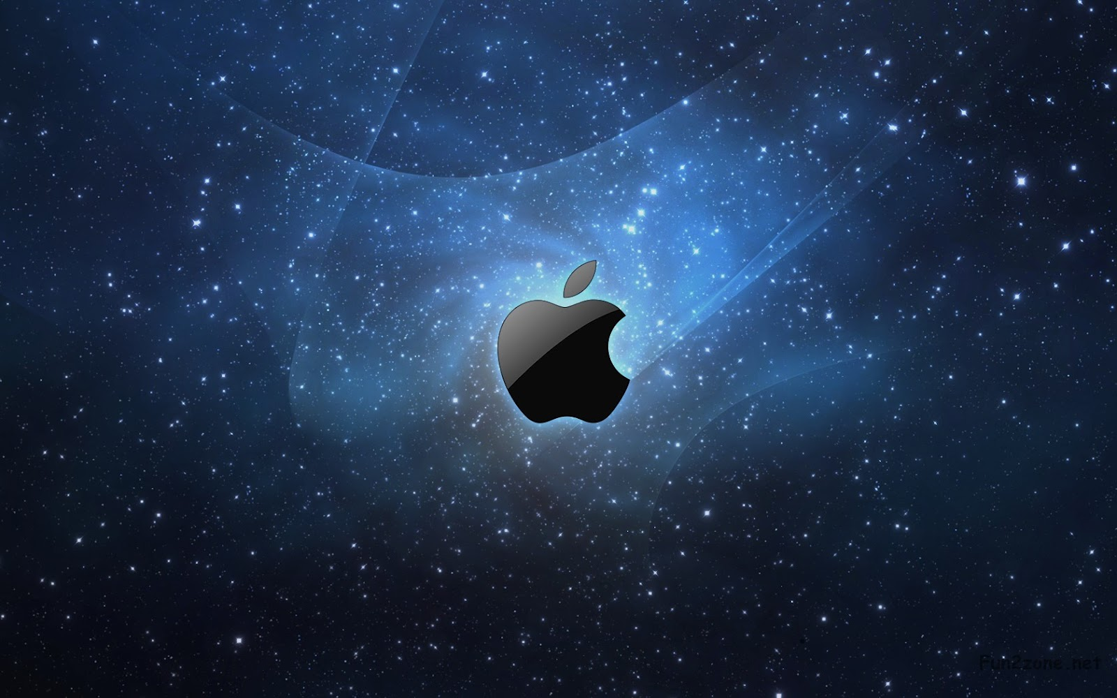 fun zone: latest apple logo's wallpapers