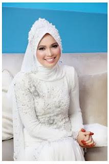 Kumpulan Hijab Modern Untuk Akad Nikah