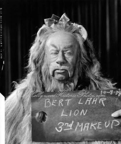 31 estrelas vintage em testes de cabelo e maquiagem - Parte III