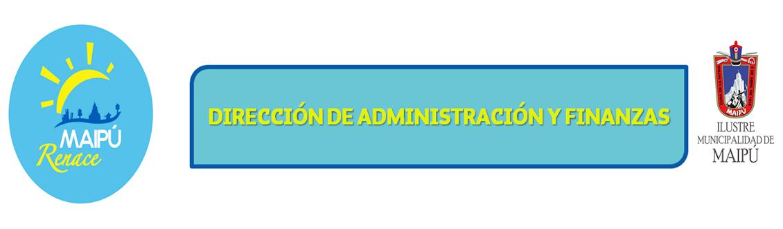 Dirección Administración y Finanzas