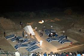 """""""Novecento"""" di Baricco - Teatro Greco di Tindari 2004"""