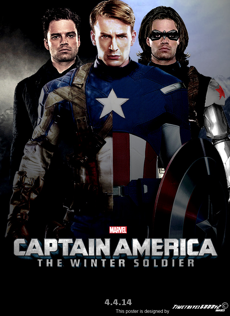 Captain America 2: The Winter Soldier Trailer 2014 Movie – Official [HD]