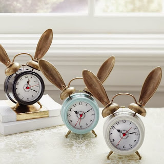 http://www.pbteen.com/products/emily-meritt-bunny-alarm-clock/?pkey=cemily-meritt-collection&