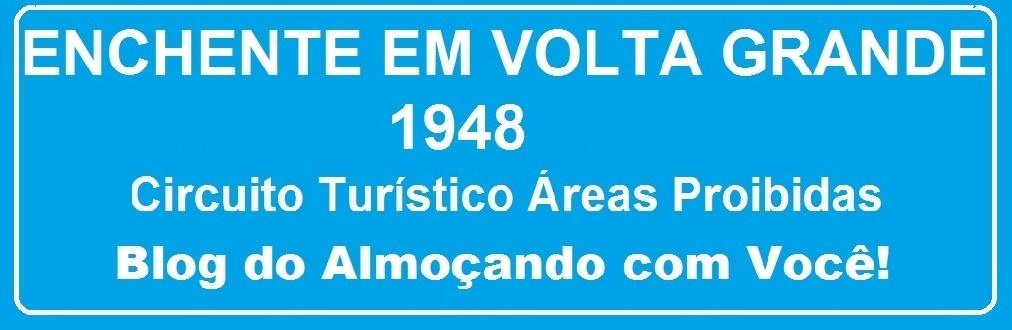 ENCHENTE EM VOLTA GRANDE DE 1948