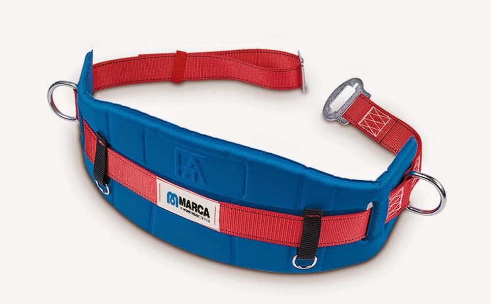 Más información: Cinturón de posicionamiento B101/E - MARCA