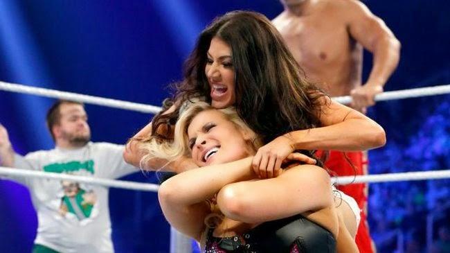 Rosa Mendes-female wrestling