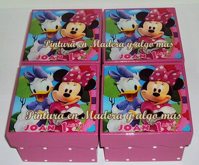 Manualidades De Minnie Mouse