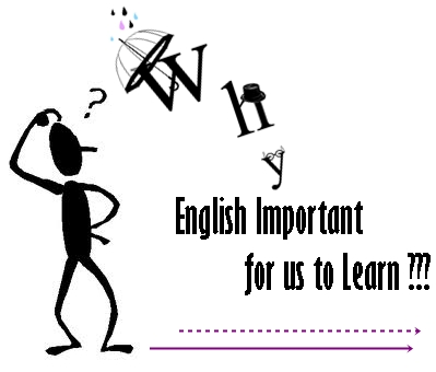 essay why it is important to learn english