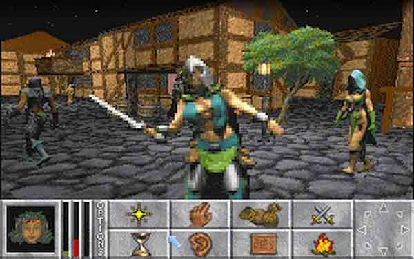 Download Free RPG Games - Elder Scrolls Daggerfall
