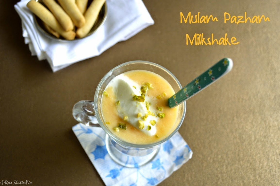 Cold drinks, Summer Drinks, Muskmelon Milkshake, muskmelon milkshake recipe,easy summer drinks, muskmelon juice recipe, krini pazham milkshake, mulam pazam milkshake, mulam pazam milkshake,kids favourite drinks