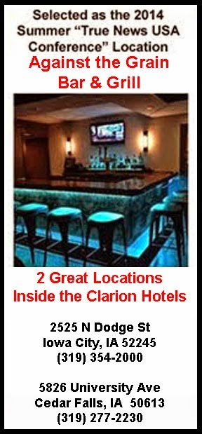 Against the Grain Bar and Lounge - Clarion Hotels in Iowa City & Cedar Falls, Iowa