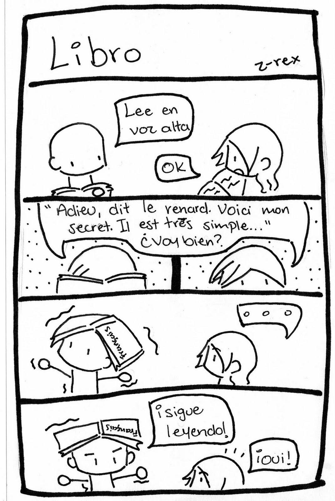 Zerito: Historietas DeLa Vida Real: junio 2011
