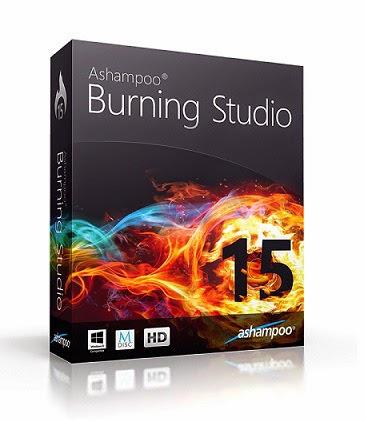 Ashampo Burning Studio 15 Full Serial Key