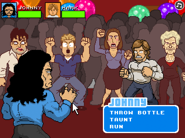 The Room Tribute Game Newgrounds