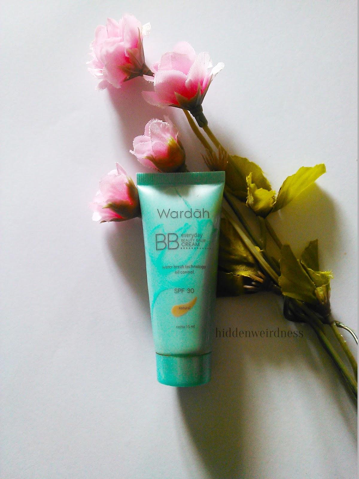 Wardah Everyday Bb Cream Hidden Weirdness In Natural