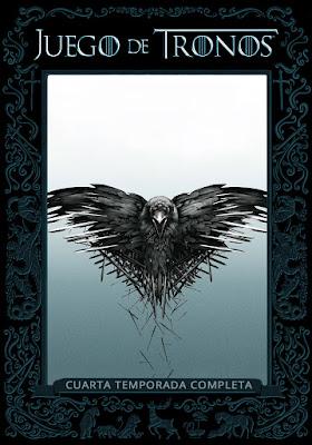Game Of Thrones (TV Series) S04 DVD R1 NTSC Latino