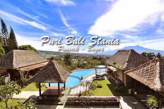 Puri Bali Stania Bogor