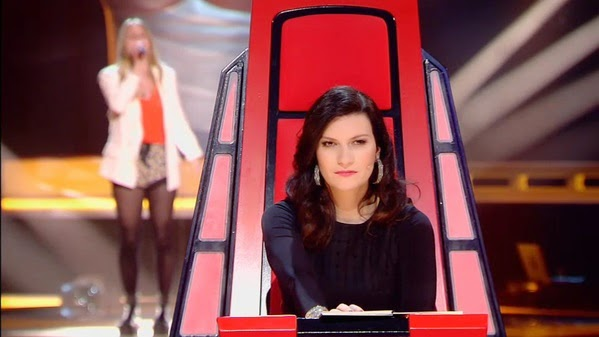 Victoria canta She Will Be Loved