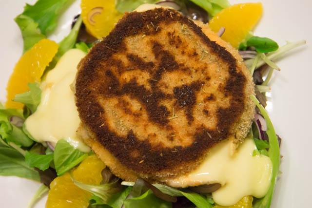 Gebackener Camembert selbst gemacht