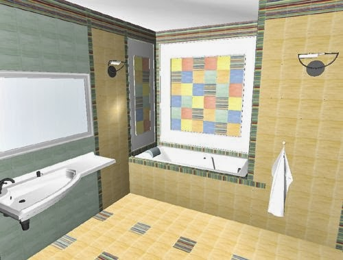 Bathroom Tile Design Software